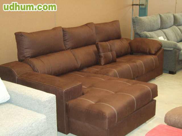 Sofa chaise longue de lujo en rebajas for Rebajas sofas de piel