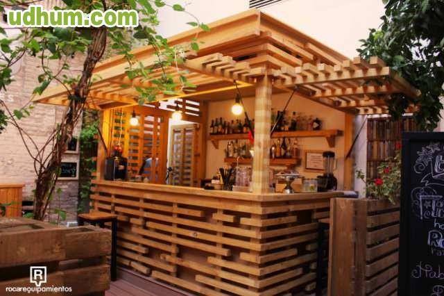 Mobiliario comercial exclusivo for Mobiliario cafeteria segunda mano
