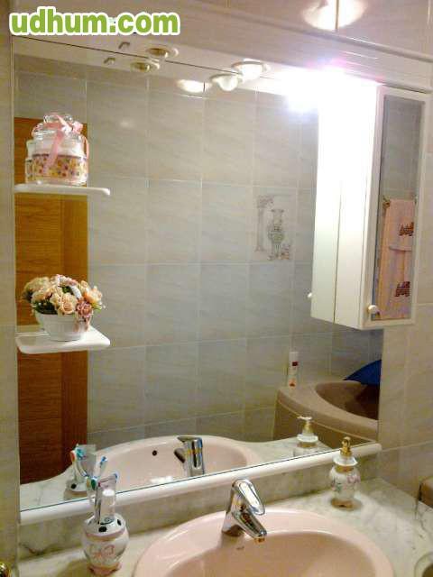 Espejo de ba o con luz barato for Espejos de bano baratos
