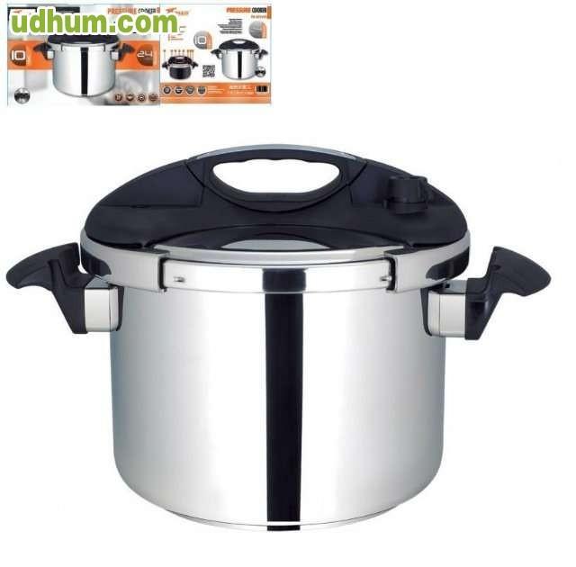 Olla express 10l 24cm de diametro nueva 1 - Cocina facil manises ...
