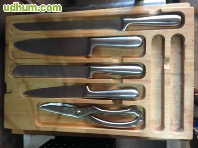 Juego de cuchillos villeroy boch for Set de cuchillos villeroy boch