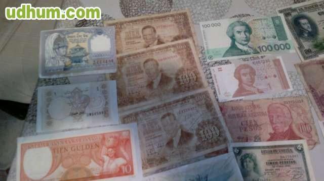 Billetes espa oles y extranjeros - Billetes muy baratos ...