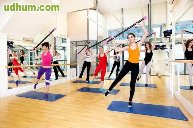 Monitora de gimnasio for Monitor gimnasio
