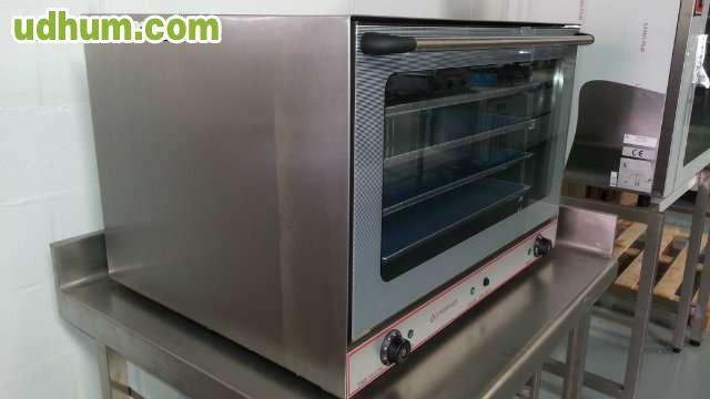Horno de conveccion con vapor for Cocinar con horno de vapor