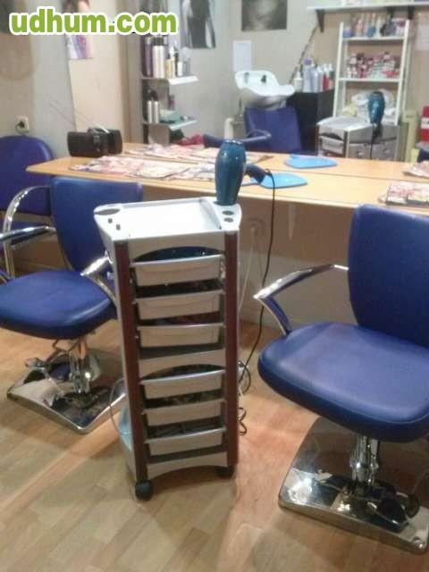 Vendo pack muebles de peluqueria for Muebles de peluqueria en oferta