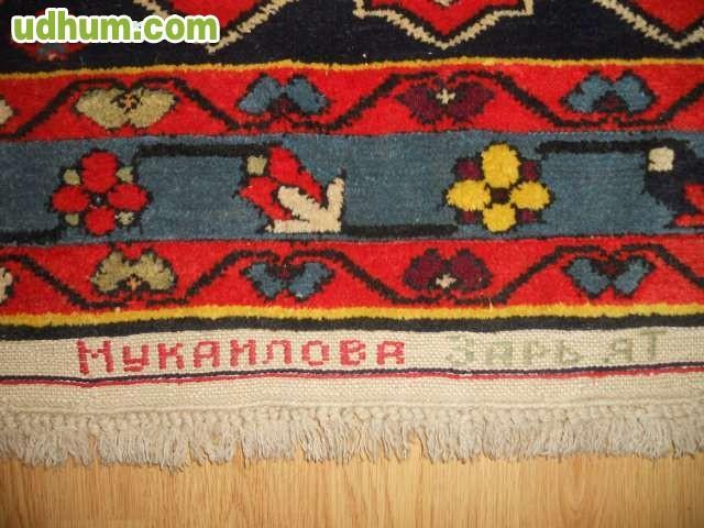 Alfombra rusa 203x130nueva todo a mano for Todo alfombras