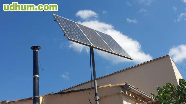 Placas solares convertidor y bater as for Baterias placas solares