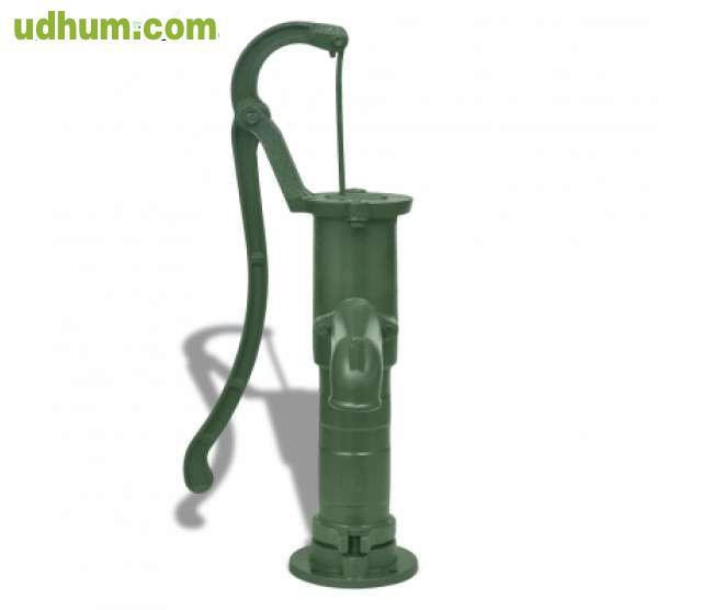Bomba de agua con soporte para jardin for Bomba para jardin