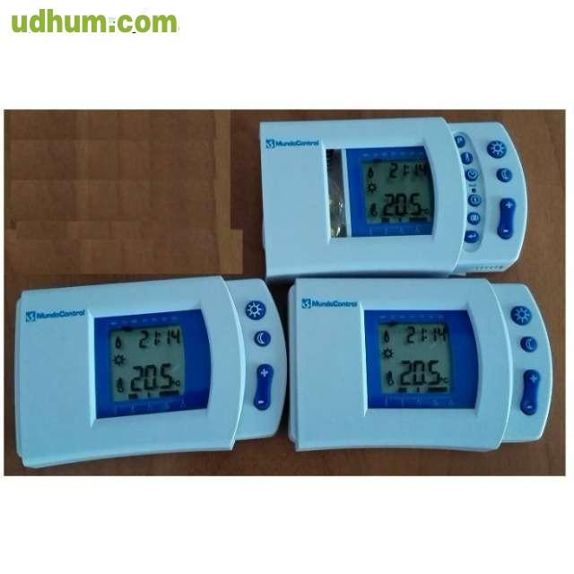 Termostato ambiente digital calefaccion - Termostato ambiente digital ...