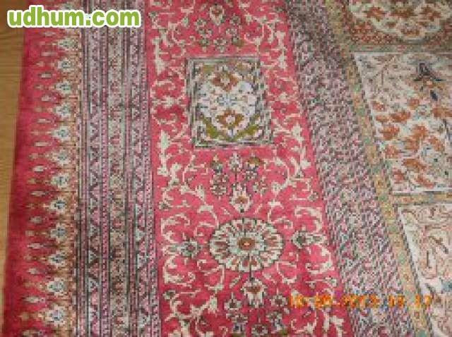 Alfombra persas seda natural 10050x250 for Alfombra persa seda