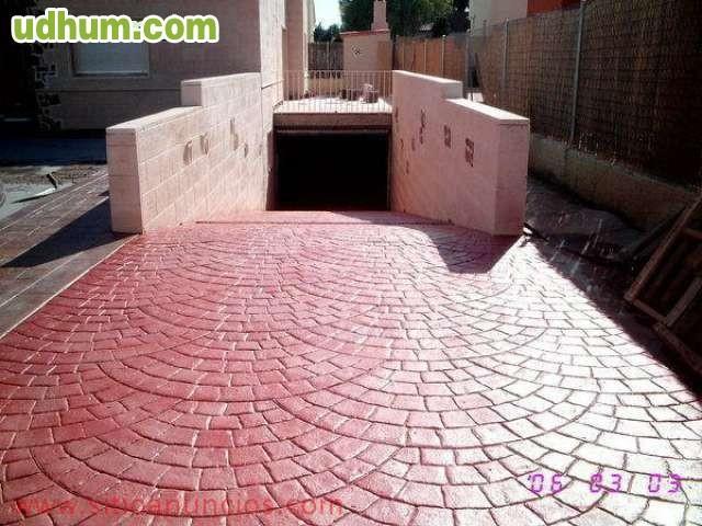 Pavimento de hormigon impreso y pulido 27 Pavimento hormigon pulido