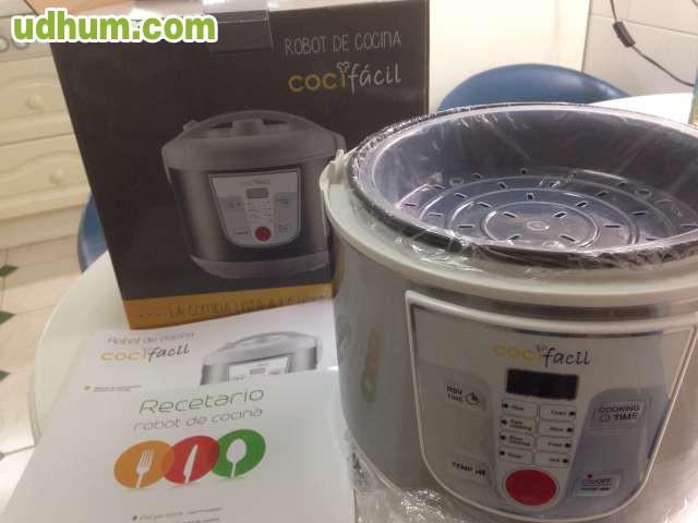 Robot de cocina cocifacil 2 - Robot de cocina cocifacil ...