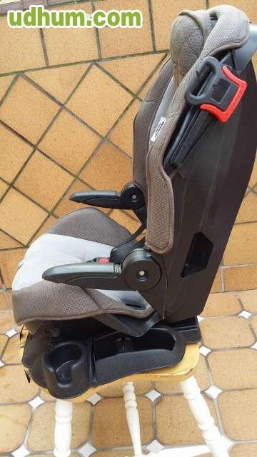 Silla de seguridad coche para ni os for Sillas seguridad coche