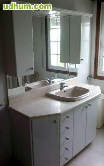 Muebles De Baño Vigo:MUEBLE BAÑO, ESPEJO, WC Y BIDÉ