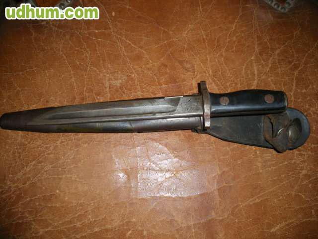 Cuchillo Trinchera Ingles