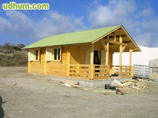 Casa de madera 35 metros precio final - Casas de madera gandia ...