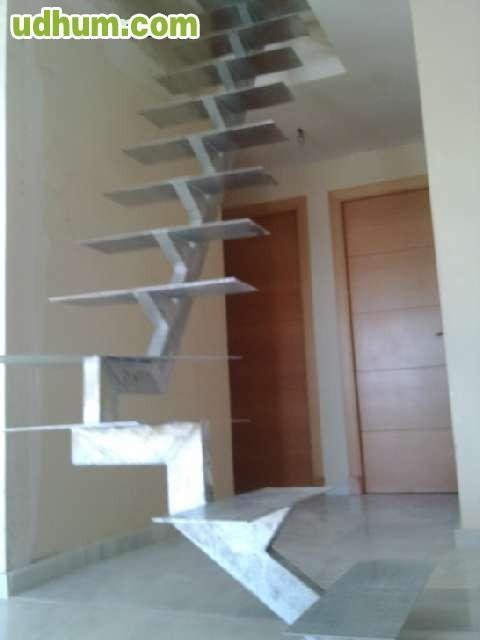 Rejas cancelas vallas escaleras - Vallas para escaleras ...