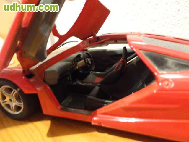 Mclaren prototype f1 1 18 marca guiloy for Mclaren carro de paseo