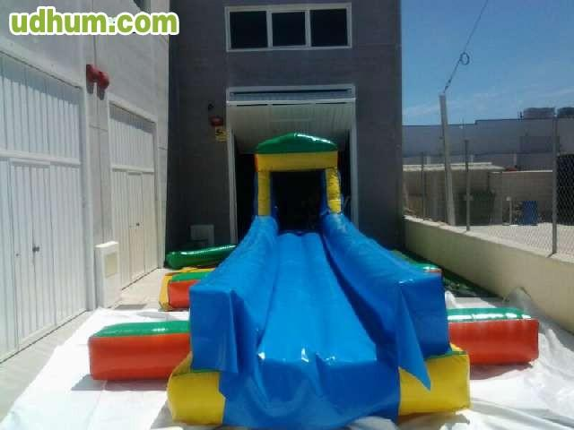 Hinchables para adultos - Hinchables y Fiestas infantiles