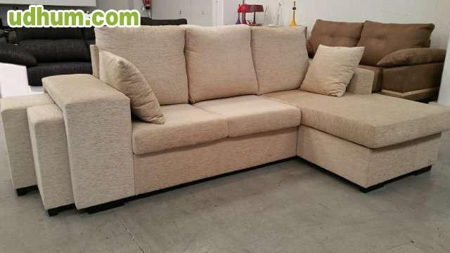 Sof con cherlong en liquidaci n for Liquidacion sofas