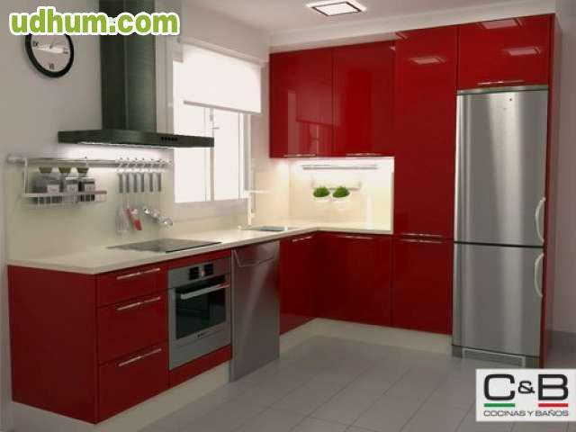 Oferta muebles de cocina fabrica 1 for Ofertas muebles de cocina