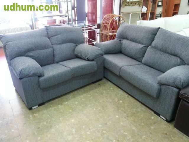 Sofas nuevos de 2 plazas y 3 plazas for Sofa cama 2 plazas nuevos