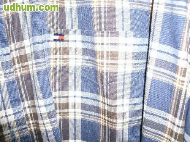 Tommy Hilfiger Lote Camisas Chico M Nuev