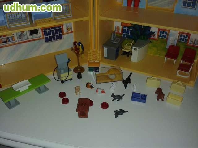Clinica veterinaria playmobil maletin - Clinica veterinaria silla ...