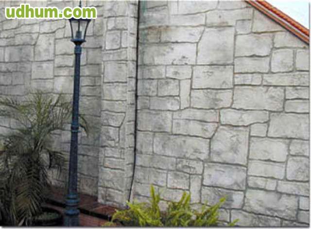 Impreso vertical presupuesto gratuito for Hormigon impreso paredes