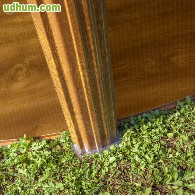 Piscina imitacion de madera - Piscina de madera ...