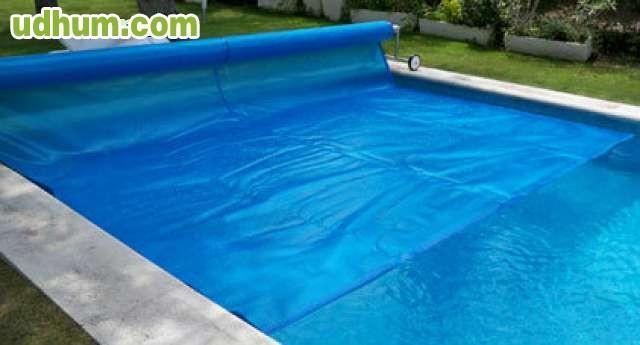 Mantas t rmicas para piscinas Como hacer un cubre piscinas