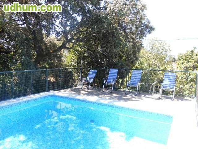 Casa rural con piscina privada for Casa rural con piscina privada