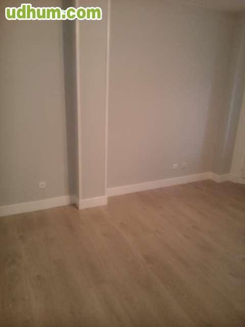 Se realiza montaje de suelo laminado - Montaje suelo laminado ...