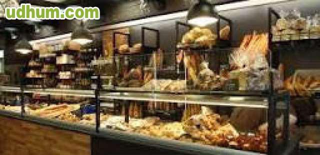Dependienta pasteleria cafeteria - Decoracion de cafeterias pequenas ...