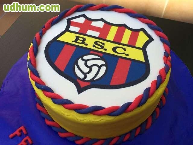 torta camiseta del barcelona