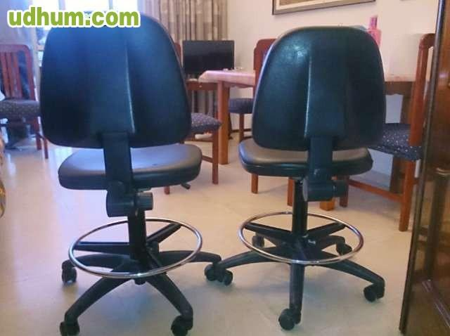 Sillas de escritorio 2 for Sillas de ruedas usadas