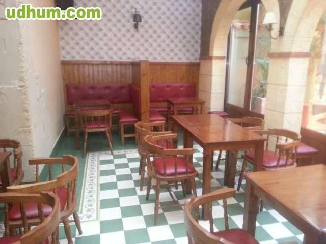 Mobiliario de cafeteria bar for Mobiliario de bar