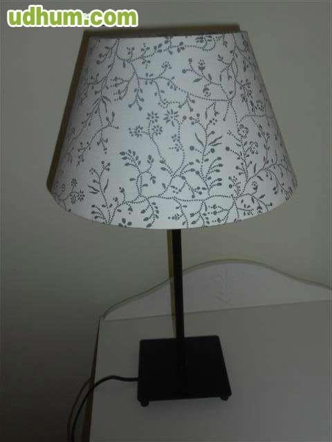 Dos lamparas de mesilla ikea - Lamparas de mesilla ...