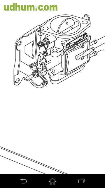 carburador bombardier gti