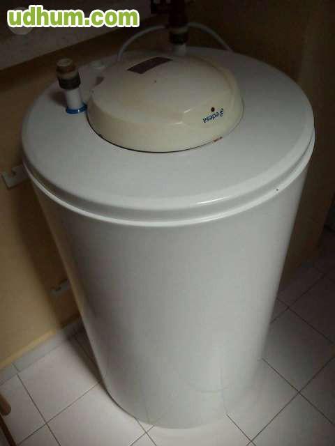 2 calentadores termo el ctricos 50 100li for Averia termo electrico