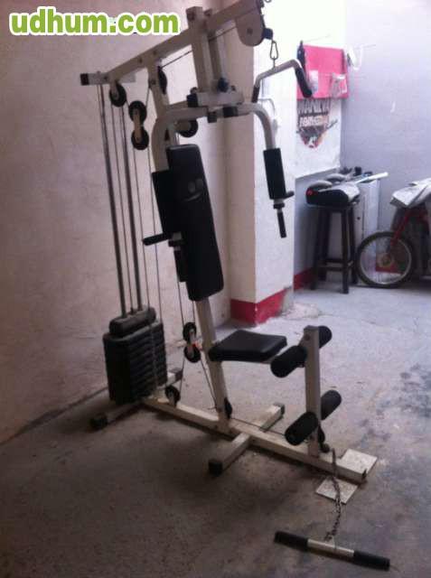 Maquina de musculaci n 103 for Maquinas de musculacion