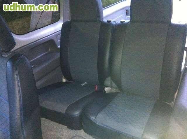 Fundas d asientos a medida suzuki jimny for Fundas asientos 4x4