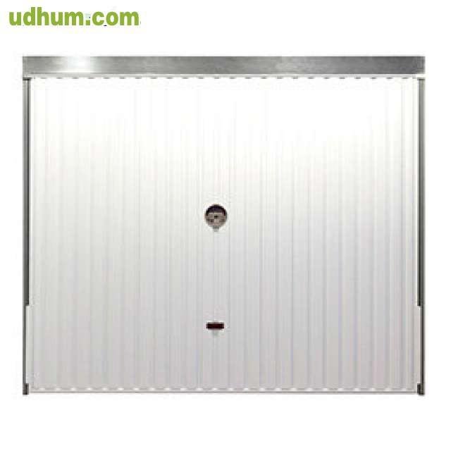 Puerta garaje basculante 2 75x2 30 mts for Puertas baratas leroy merlin