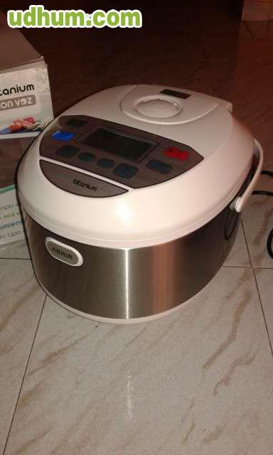 Robot de cocina chef titanium con voz - Chef titanium con voz ...