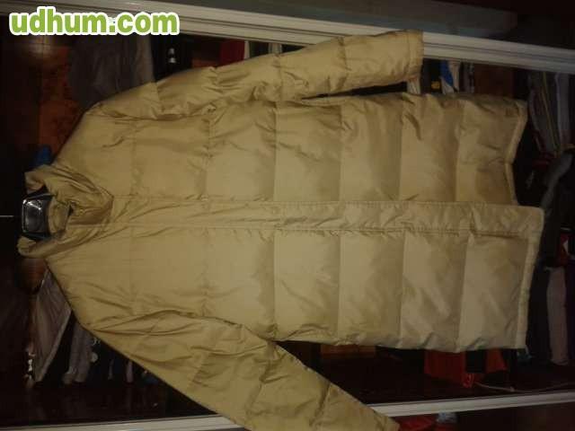 Chaqueta abrigo plumas tres cuartos zara for Chaqueta tres cuartos