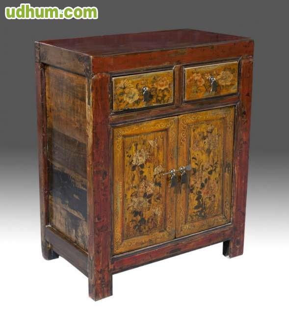 Mueble mobiliario oriental chino - Mueble oriental madrid ...