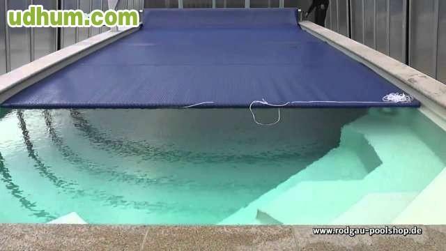 Hacemos mantas de burbujas para piscinas for Burbuja piscina