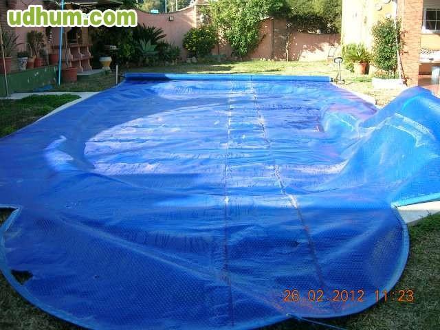 Lona termica piscina for Lona termica piscina