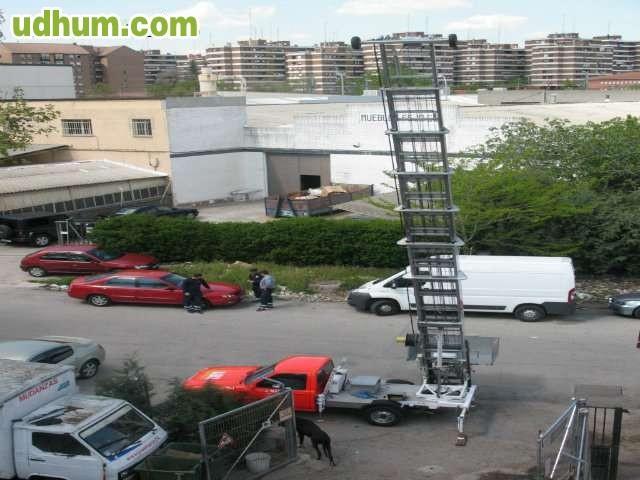 Elevadores por fachada para mudanzas for Mudanzas torrejon de ardoz