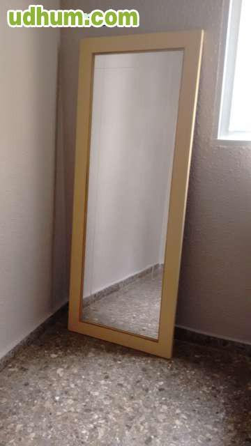 Espejo con marco para colgar for Espejos para colgar